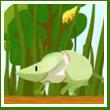 Comptines tipirate - Une souris verte singe ...