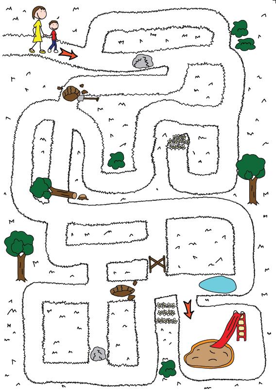13 Labyrinthe Gratuit Imprimer Tipirate