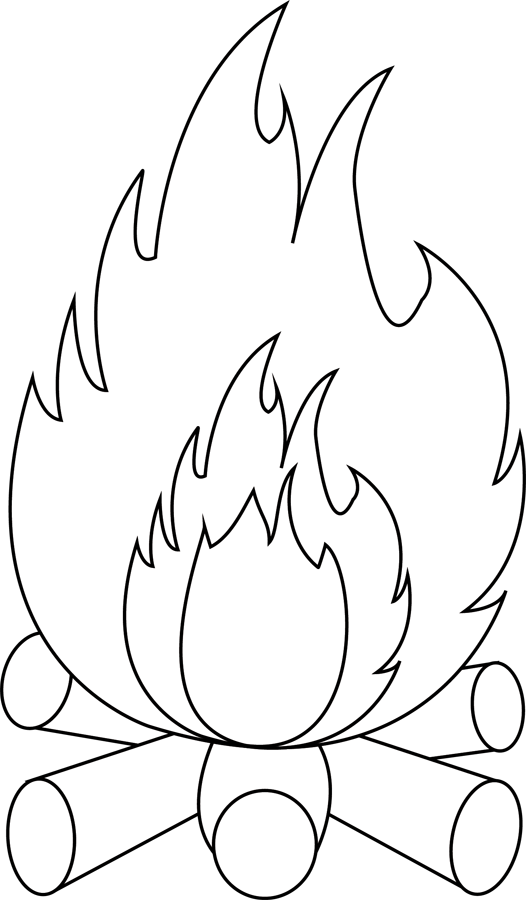 le feu de camp tipirate. Black Bedroom Furniture Sets. Home Design Ideas