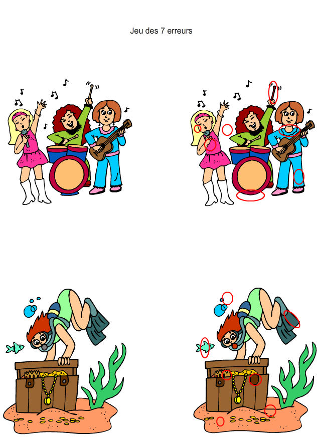 Jeux des 7 erreurs imprimer tipirate - Jeux imprimer adulte ...