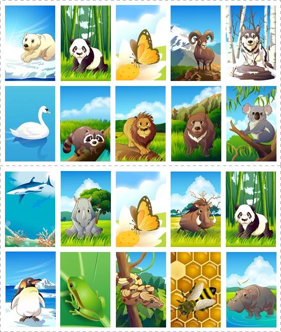 image animaux imprimer gratuit