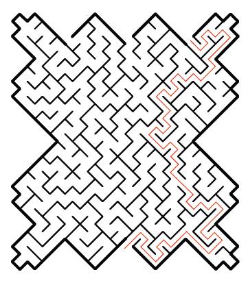 Labyrinthe Pirates Solution Imprimer Jeu De Labyrinte