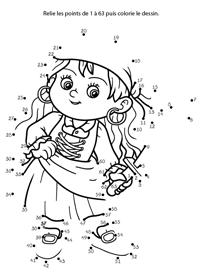 Tipirate jeux pour enfants tipirate - Point a relier enfant ...