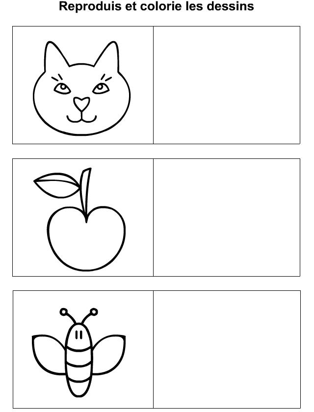 Beliebt Apprendre à dessiner un chat, une pomme, une abeille - Tipirate JD77