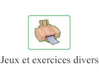 Jeux Exercices Et Papeterie A Imprimer Tipirate
